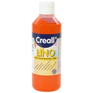 American Educational Creall-Lino: 250 ml, 02 Orange