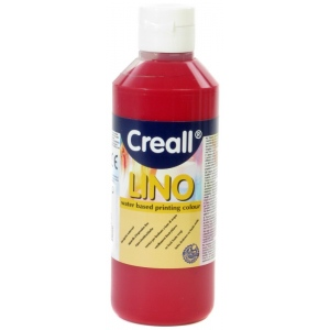 American Educational Creall-Lino: 250 ml, 04 Dark Red