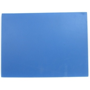 "American Educational Block Printing Rectangle: 9"" x 12"", Blue"