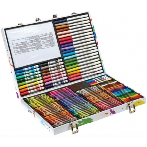 Crayola®  Inspiration Art Case: Children's Art Kit, (model 04-2532), price per set
