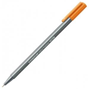 Staedtler® Triplus® Light Brown Fineliner Pen ; Color: Brown; Tip Size: .3mm; Tip Type: Fine Nib; Type: Technical; (model 334-7), price per each