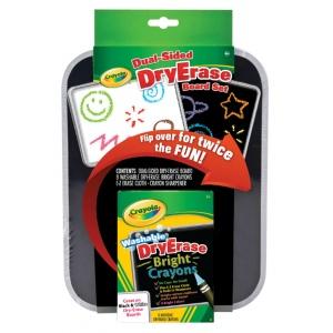 "Crayola® Dry-Erase Bright Color Board Set; Size: 8 1/2"" x 11""; Type: Dry Erase; (model 98-8638), price per set"