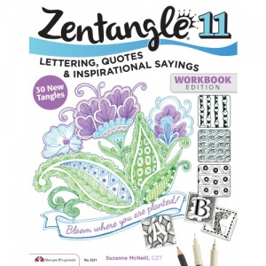 Design Originals - Zentangle 11 - Workbook Edition