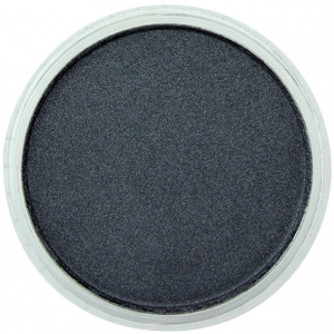 PanPastel® Ultra Soft Artists' Painting Pastel Fine Black Pearl Medium; Color: Black/Gray; Format: Pan; Type: Ultra Soft; (model PP20013), price per each