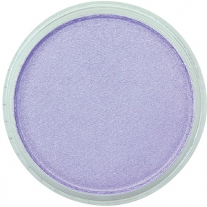 PanPastel® Ultra Soft Artists' Painting Pastel Pearlescent Violet; Color: Purple; Format: Pan; Type: Ultra Soft; (model PP29545), price per each