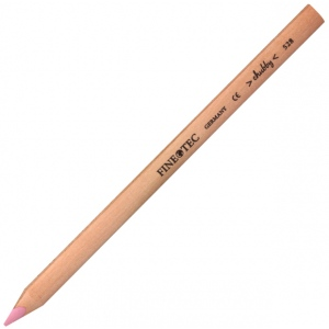 Finetec Chubby Colored Pencil Pink: Red/Pink, Pencil, 6mm, (model S528), price per each