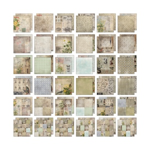 Advantus - Tim Holtz - Ideaology -Paper Stash - Wallflower
