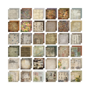 Advantus - Tim Holtz - Ideaology -Mini Stash - Menagerie