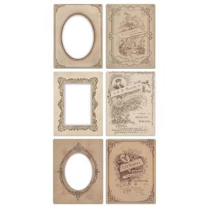 Advantus - Tim Holtz - Ideaology -Mini Cabinet Cards