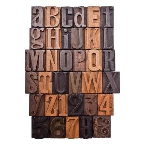 Advantus - Tim Holtz - Ideaology -Letterpress