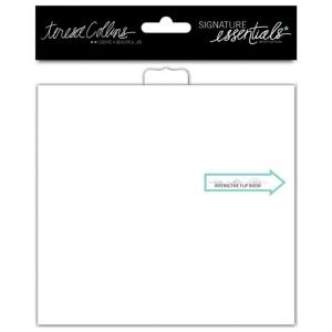 Teresa Collins Designs - Signature Essentials - Flip Book White - Large