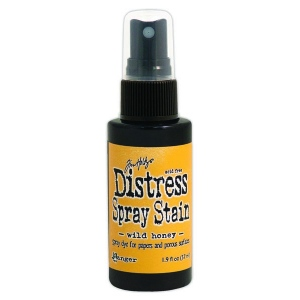 Ranger - Tim Holtz - Distress Spray Stains - Wild Honey
