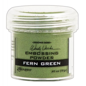 Ranger - Wendy Vecchi - Embossing Powders - Fern Green