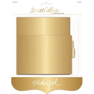 Teresa Collins Designs - Studio Gold - Flip Books