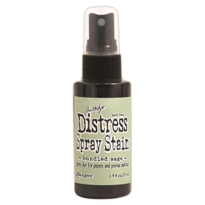Ranger - Tim Holtz - Distress Spray Stains - Bundled Sage