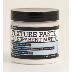 Ranger - Texture Paste - Transparent - Matte