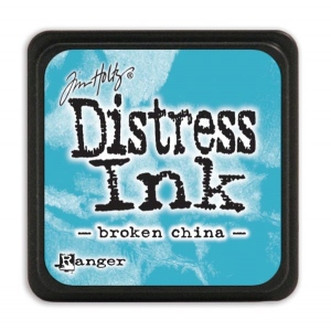 Tim Holtz - Distress Mini Ink Pad - Open Stock - Broken China
