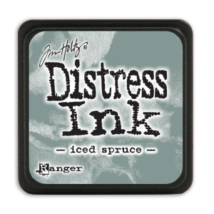 Tim Holtz - Distress Mini Ink Pad - Open Stock - Iced Spruce