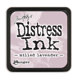 Tim Holtz - Distress Mini Ink Pad - Open Stock - Milled Lavender