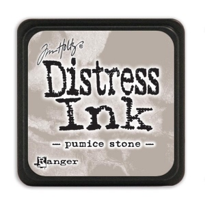 Tim Holtz - Distress Mini Ink Pad - Open Stock - Pumice Stone