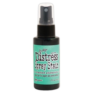 Tim Holtz - Distress - January Color Of The Month - Cracked Pistachio - Distress Spray Stain