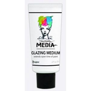 Ranger - Dina Wakley Media - Glazing Medium 2 oz. Tube