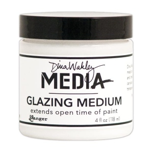Ranger - Dina Wakley Media - Glazing Medium 4 oz. Jar