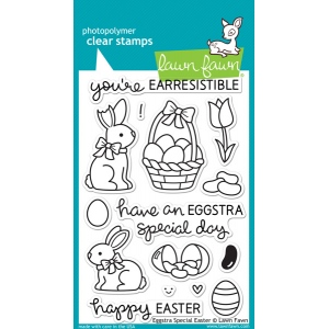 Lawn Fawn - Eggstra Special Easter Stamp Set