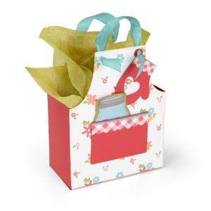 Sizzix - Bigz XL Die - Box - Apron