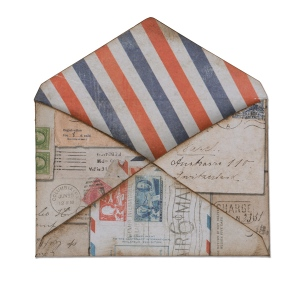 Sizzix - Tim Holtz Alterations - Movers & Shapers L Die - Envelope