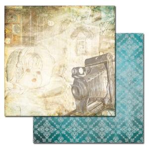 Ken Oliver - Studio - Toned Memories 12x12 Paper