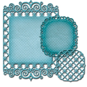 Spellbinders - Nestabilities - Labels 47 Decorative Elements Dies