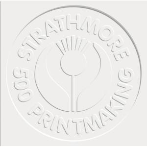 """Strathmore 500 Series Printmaking Sheet: 22"""" x 30"""""""