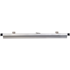"""Brookside Design 36"""" Hanging Clamps; Capacity: 100 Sheets; Color: White/Ivory; Material: Aluminum; Size: 36""""; Type: Clamp; (model HPC636), price per pack"""