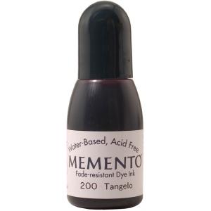 Tsukineko Memento Dye Reinkers: Tuxedo Black