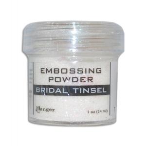 Ranger Specialty 1 Embossing Powders: Bridal Tinsel