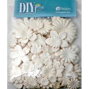 Petaloo - DIY Paintables - 360 pc Value Bag - Flower Layers