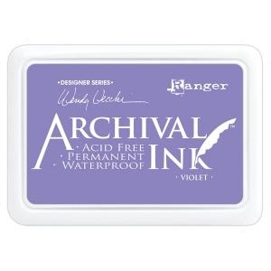 Ranger - Wendy Vecchi - Archival Ink Pads #0 - Violet