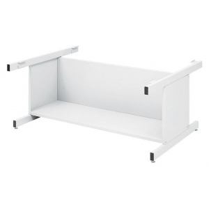 "Safco Steel Flat File: High Base, White, 20"" x 46 3/8"" x 35 3/8"""