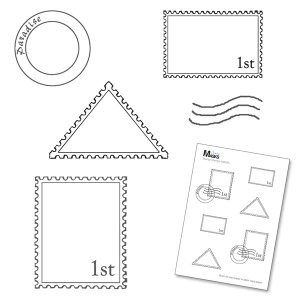 Claritystamps - Stampstamp Stamps & Mask Set