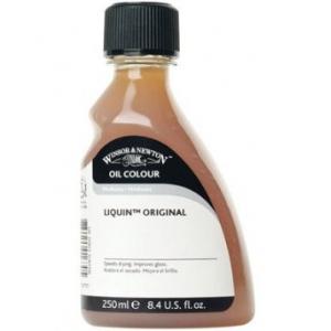 Winsor & Newton Liquin Original Medium: 500ml USA
