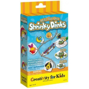 Creativity for Kids® Shrinky Dinks® Make Your Own Mini Kit; Type: Creativity Kit; (model FC1478), price per set