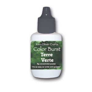 Ken Oliver - Color Burst - Terre Verte