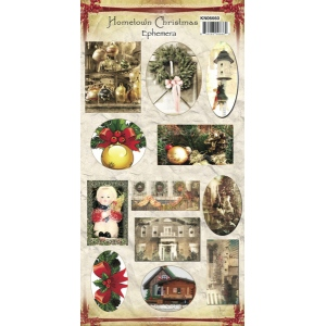 Ken Oliver - Hometown Christmas - Ephemera