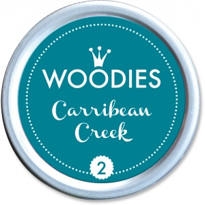 RoyalPosthumus - Woodies - Ink Pad - Caribbean Creek