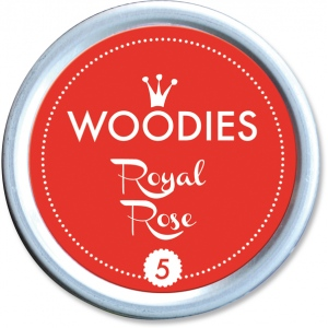 RoyalPosthumus - Woodies - Ink Pad - Royal Rose