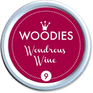 RoyalPosthumus - Woodies - Ink Pad - Wondrous Wine