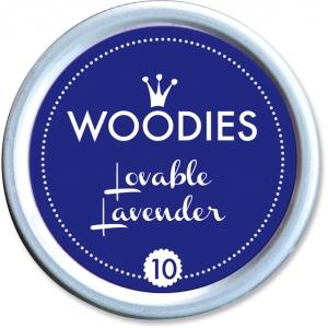 RoyalPosthumus - Woodies - Ink Pad - Lovable Lavender