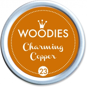 RoyalPosthumus - Woodies - Ink Pad - Charming Copper