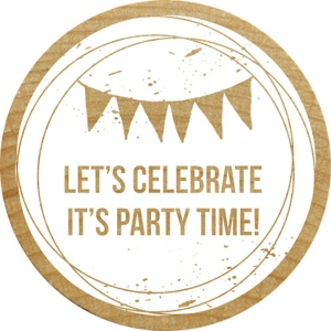 RoyalPosthumus - Woodies - Let's Celebrate It's Party Time